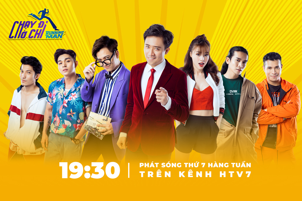 Vietnamese running man – madison media group marking the accession of impression on reality TV shows