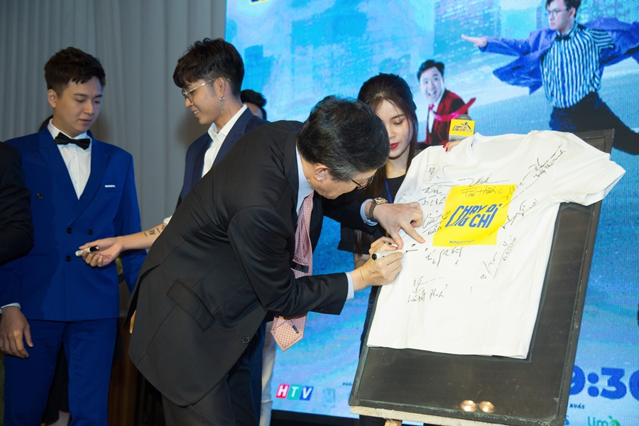South Korean Consul General In Hcmc Expressed His Interest In The Vietnamese Version Of Running Man